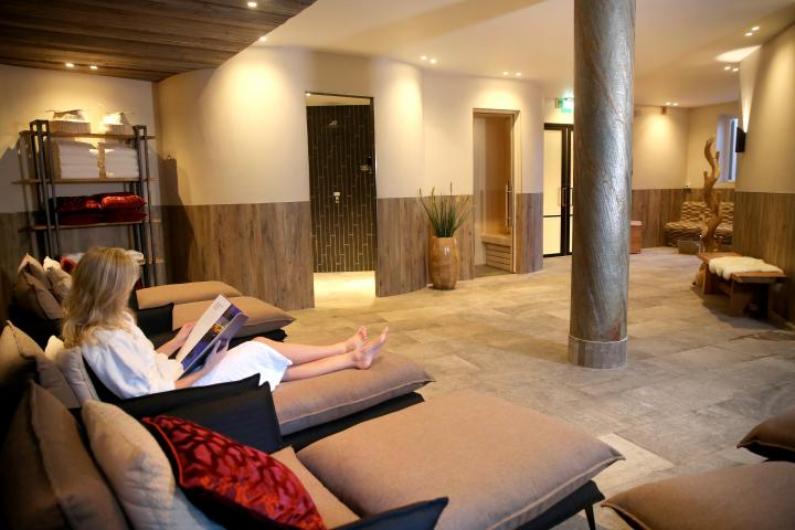 onthaasten in Spa & Wellness 't Princenbosch